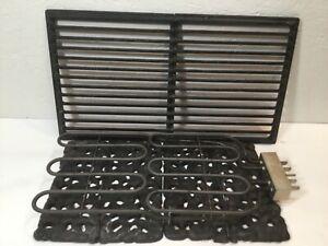 Jenn Air Complete Grill Set (Lava Rocks, Grill Grates, Dual Heat Element 800061)