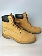 Timberland 10061 Men's Classic Premium Nubuck Boots Size 10.5 W