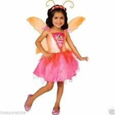 Girls Size Large 10-12 * Spring Fairytale * Costume Nwt Fairy Pixie