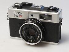 (PRL) RICOH 500 BODY 135 35 mm SPARE PARTS FOTORIPARATORE REPAIR REPARATION EX+