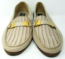 Giorgio Brutini mens loafers size 9 D tan padded soles Made in Brazil