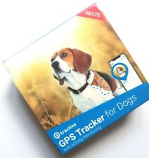 Tractive GPS DOG 4 - GPS Dog Tracker and Dog Activity Monitor with Unlimited