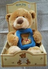 Gund Miss You Bear With Photo Frame Nib Thinking Of You Plush gift