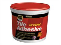 Fix & Grout Tile Adhesive 500ml - Tiling Tools & Tile Adhesives - EVBFIX005