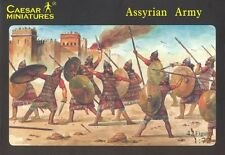 Caesar Miniatures 1/72nd Scale Ancient Assyrian Army Figures Set CMF7 New In Box