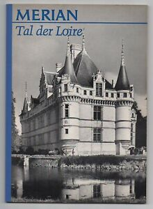 """#11.195# MERIAN """"Tal der Loire"""" - Februar 1957"""