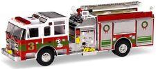 Code 3 Christmas Pierce Dash Top Mount Pumper - 2000 (12271) 1:64 Diecast Truck