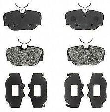 ACDelco 17D493M Front Semi Metallic Brake Pads