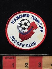 Vtg. Patch Hanover Township NEW JERSEY SOCCER CLUB USA 66E9
