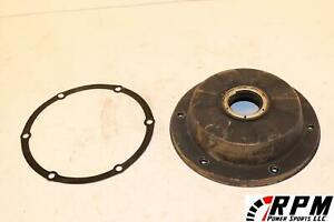 honda atc110 atc125m atc200m atc200s fourtrax 125 OEM REAR BACK BRAKE DRUM DUST