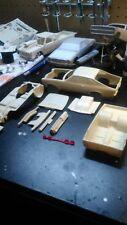 72 stock wheel well vega resin kit / please read description