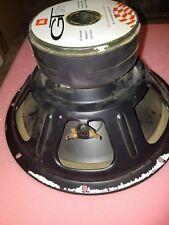 JBL GT-1241D Car Subwoofer Speaker USA