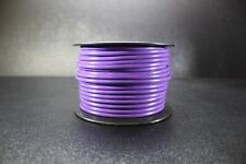 10 Gauge Wire Ennis Electronics 100 Ft Purple Primary Stranded Awg Copper Clad