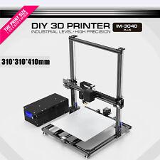 Imprimante CR-10S 3D Printer DIY imprimante Kit 3D Printers + Lecteur de cartes