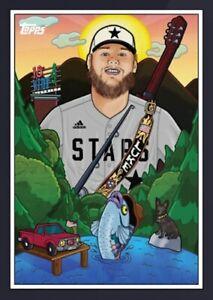 2021 Topps X Nashville Stars Base Cards *YOU PICK*
