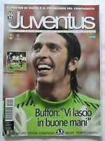 HURRA' JUVENTUS N. 9 SETTEMBRE 2005 + POSTER VIEIRA CALENDARIO SERIE A BUFFON