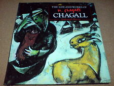 THE LIFE AND WORKS OF M. CHAGALL - NATHANIEL HARRIS - HARDBACK