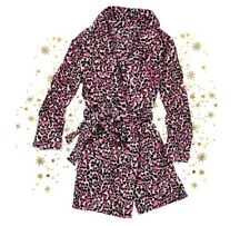 Victoria's Secret Heart Leopard Print Robe XS/S New with Tag