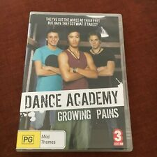DANCE ACADEMY DVD. GROWING PAINS. ABC.