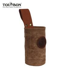 Tourbon Biergürtel Flaschenhalter für Gürtel Bier Holster Can Holster aus Canvas