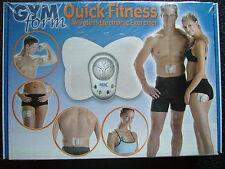 """Gym Form - """"QUICK FITNESS""""+neu+ovp+"""