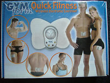 "Gym forma - ""Quick fitness"" + nuevo + embalaje original +"
