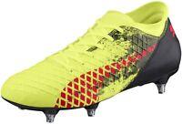 Puma Future 18.4 Soft Ground Mens Football Boots - Yellow