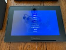 Blackberry Playbook 16GB All Original Boxes, Contents, Extra Pod Charger, Mint