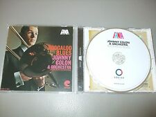 Johnny Colon & Orchestra - Boogaloo Blues - Fania (CD) 8 Tracks - Ex Cond - Rare