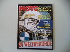MOTO STORICHE E D'EPOCA 10-11/1996 MOTOM 98/BMW KOMPRESSOR/MV AGUSTA 150 REGOL.