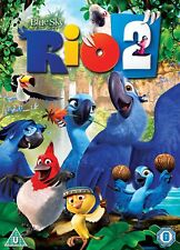 RIO 2 - BRAND NEW & SEALED Jesse Eisenberg  Anne Hathaway + Special Features