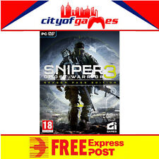 Sniper Ghost Warrior 3 Season Pass Edition PC Game New & Sealed In Stock Now