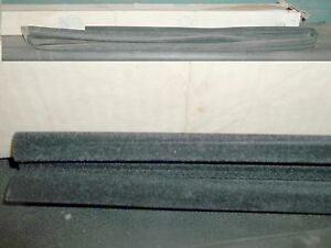 -NOS 1980-1982 Buick 1980 Cadillac Window Channel Rubber, Front Door 20107180 RH