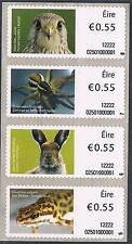 Ireland 2012 55c Kestrel-Newt Def.s/adh 4v MNH