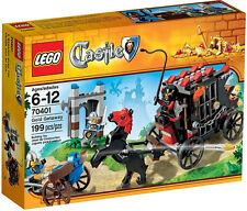 2013 LEGO CASTLE GOLD GETAWAY 70401 *NIB, ON HAND, GREAT GIFT!!