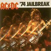 AC/DC - '74 Jailbreak [Remastered] (1994) - CD -
