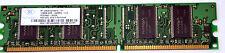 NANYA PC3200U-30330 128MB Arbeitsspeicher NT128D64SH4B1G-5T DDR-400MHz-CL3