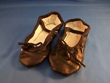 Dance Ballet Shoes Full  Sole Tiny Chil's Size 8M