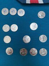 Mini Médaille Harry Potter Monnaie de Paris 2021 Serdaigle Rogue Hedwige