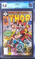 Thor (1962-1996 1st Series Journey Into Mystery) #271  CGC 9.8