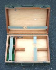Aufbewahrungsbox Werkzeugkiste Holzkiste Bundeswehr Holzbox