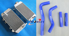 For Honda CRF150R CRF150 2007-2013 2012 Aluminum Radiator & hose
