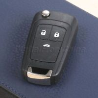 1Pc Remote Key 3 Buttons 433MHz ID46/PCF7941 Chip HU100 Fit For 2010-15 Astra J