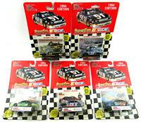 Lot of 5 Vintage 1994 Nascar Racing Champions Cars Stockcar Collectors Card