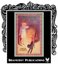 1916 Dennison's Bogie Book (Dennisons Vintage Halloween Games Party Decorating)