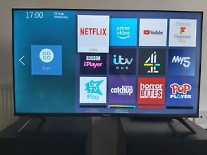 """hisense 40a5600ftuk 40"""" FHD Smart TV with HDR, WiFi, USB - Freeview Play LED"""
