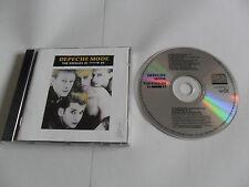 Depeche Mode - The Singles 81-85 (CD 1985) FRANCE Pressing