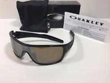 dc9efe8ae1 Oakley TURBINE ROTOR POLARIZED Sunglasses Black Tungsten Iridium Shield  9307-06