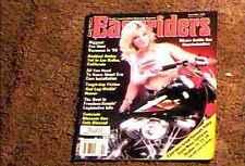 EASYRIDERS MAGAZINE NOV 1988 VERY FINE BIKER HOT BABES CHICKS MOTORCYCLES