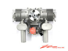 VVRC/RCGF Twin 40cc Generation 2 Gas Engine for RC Aircraft from  Valley View RC